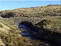 SH7532 : Pont y Gain by John Lucas