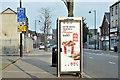 J3475 : Telephone box, York Road, Belfast (January 2017) by Albert Bridge