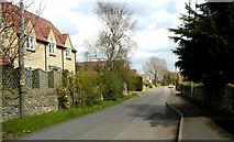 ST8180 : Littleton Drew Lane, Acton Turville, Gloucestershire 2012 by Ray Bird