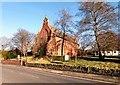 SJ9497 : St Luke's, Dukinfield by Gerald England