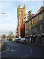 NS3975 : Church Street by Thomas Nugent