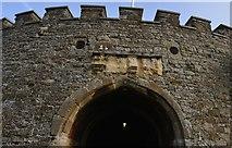 TR3752 : Deal Castle: Main entrance by Michael Garlick