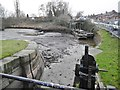 SJ9688 : Marple, drained canal by Mike Faherty