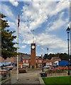 SD8901 : The Failsworth Pole by Gerald England