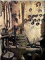 SJ8298 : Lark Hill Place, The Smithy by David Dixon