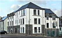 J4569 : New social housing, Comber - January 2017(1) by Albert Bridge