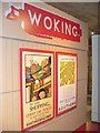 TQ0059 : Woking by Colin Smith