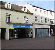 SO5140 : Former YMCA shop, Commercial Street, Hereford by Jaggery