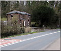 ST3389 : House at the northern edge of St Julian's Park, Newport by Jaggery