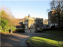 SE2955 : Royal  Pump  House  Museum  from  Valley  Gardens by Martin Dawes