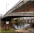 SO5039 : River Wye information board near Greyfriars Bridge, Hereford by Jaggery