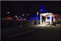 NS4863 : Rallye Monte Carlo Historique, Paisley by david cameron photographer