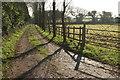 SW9550 : Track to Little Downderry by Derek Harper