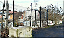 J3479 : Derelict buildings, Shore Road/Gray's Lane, Belfast - January 2017(1) by Albert Bridge