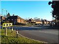 TQ4051 : Pollards Oak Road, Hurst Green, near Oxted by Malc McDonald