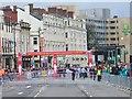 ST1876 : Cardiff - World Half Marathon 2016 by Colin Smith