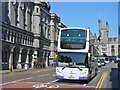 NJ9406 : Aberdeen - Union Street by Colin Smith