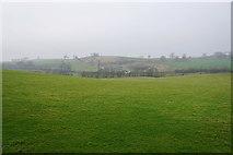 SD9350 : Fields below All Saints Church by Bill Boaden