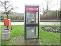 SP8104 : Former KX100 Telephone Box in Monks Risborough by David Hillas