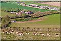 SO3830 : Cwm Farm by Ian Capper