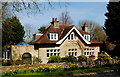 ST8081 : Portcullis Lodge, Acton Turville, Gloucestershire 2014 by Ray Bird