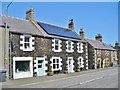 NT6443 : Gordon - Main Street by Colin Smith