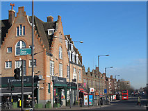 TQ3287 : Seven Sisters Road, N4 by Mike Quinn