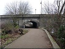 TQ1977 : Kew Bridge [2] by Michael Dibb
