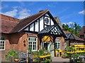 SU8922 : Easebourne - Farm Shop by Colin Smith