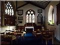 SE4337 : St Ricarius - Side chapel by Betty Longbottom