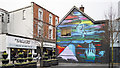 J3374 : Mural, Belfast by Rossographer