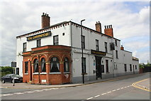 SE2932 : 'the commercial' pub at Sweet Street West / Marshall Street junction by Roger Templeman