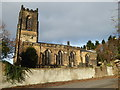 SE4825 : St Edward The Confessor, Brotherton by Chris Allen