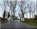 TQ9872 : Entrance to Ashcroft Coast Holiday Park by Marathon