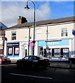 SJ5182 : Adams estate agents, High Street, Runcorn by Jaggery