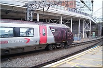 SP0786 : Trains at Birmingham New Street station by Given Up
