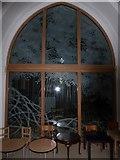 TQ0044 : Inside Holy Trinity, Bramley (III) by Basher Eyre