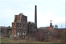 SJ8853 : Chatterley Whitfield Colliery by Chris Allen