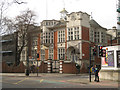 TQ3376 : Former Guardians Offices, 29 Peckham Road, Camberwell, south London by Robin Stott