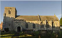 SK7645 : St Peter's church, Sibthorpe by Julian P Guffogg