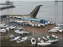 NT1278 : Port Edgar Marina by M J Richardson