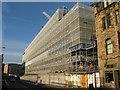 NT2472 : New student housing at Fountainbridge by M J Richardson