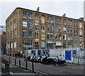 TQ3282 : Former manufactory and warehouse, Shoreditch by Julian Osley