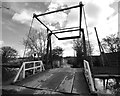 SJ4935 : Bridge 45: close up by John Winder