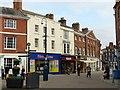SK7519 : 1,2, and 3-5, South Parade, Melton Mowbray by Alan Murray-Rust