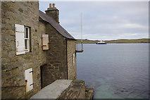 HU4841 : Copeland's Pier, Lerwick by Stephen McKay