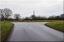 SP0575 : Junction of Brock Hill Lane and Clewshaw Lane, Forhill, Worcs by P L Chadwick