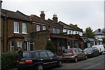 TQ2789 : Denmark Terrace, Fortis Green, London N2 by Christopher Hilton