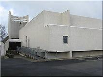 NT1973 : Craigsbank Parish Church by M J Richardson