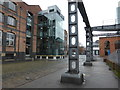 SJ8397 : The Great Western Warehouse by Bob Harvey